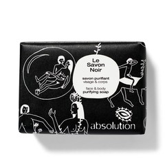 Absolution Le Savon Noir mýdlo 100g